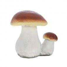 """Фигура декоративная """"Белый гриб двойной"""""""