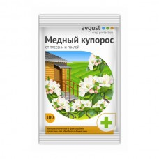 Фунгицид Avgust Медный купорос РП, 300 гр.