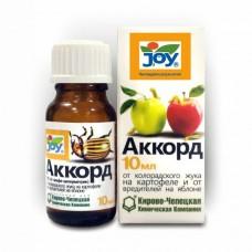 Инсектицид  JOY Аккорд, 10 мл.