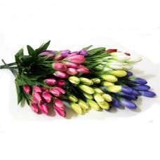Искусственный цветок Букет Крокусов 1 шт.