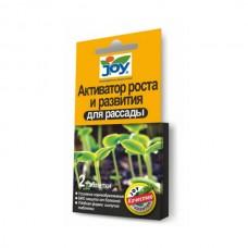 JOY Активатор роста и цветения для рассады, 2 табл.