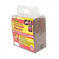 Кокосовый субстрат COCOLAND® Absolut в блоках, 55 литров