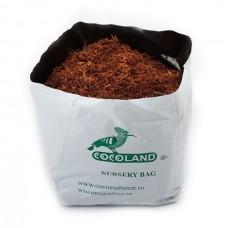 Кокосовый субстрат Cocoland® Universal в кубиках для рассады, 10 х 10 см.