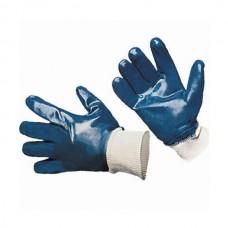 Перчатки неприловые манжет резинка