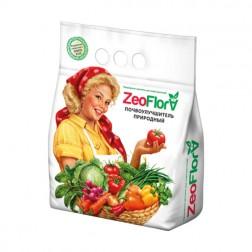 Почвоулучшитель «Цеофлора» для садово-огородных растений 5 литров