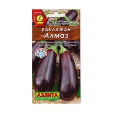 Семена Аэлита Баклажан Алмаз 0,3 гр