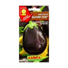 Семена Аэлита Баклажан Бычий лоб, 0,3 гр.