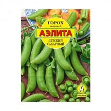Семена Аэлита Горох овощной Детский сахарный 25 гр