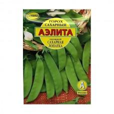 Семена Аэлита Горох овощной Сахарная лопатка, 25 гр