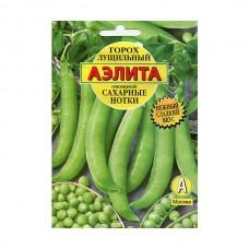 Семена Аэлита Горох овощной Сахарные нотки, 25 гр