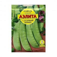 Семена Аэлита Горох овощной Сахарный принц, 25 гр