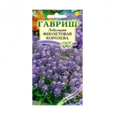 Семена Гавриш Лобулярия Фиолетовая королева, 0,2 гр.