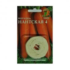 Семена Поиск Морковь Нантская 4 350 шт