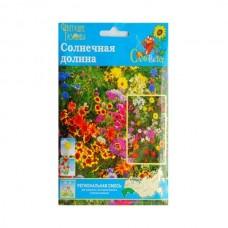 Семена Русский Огород Цветущие газоны Солнечная долина Само растет, 30 гр.