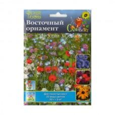 Семена Русский Огород Цветущие газоны Восточный орнамент Само растет, 30 гр.