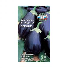 Семена Седек Баклажан F1 Бычье сердце, 0,2 гр.