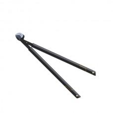 Сучкорез Fiskars контактный с загнутыми лезвиями L39 SingleStep 112450